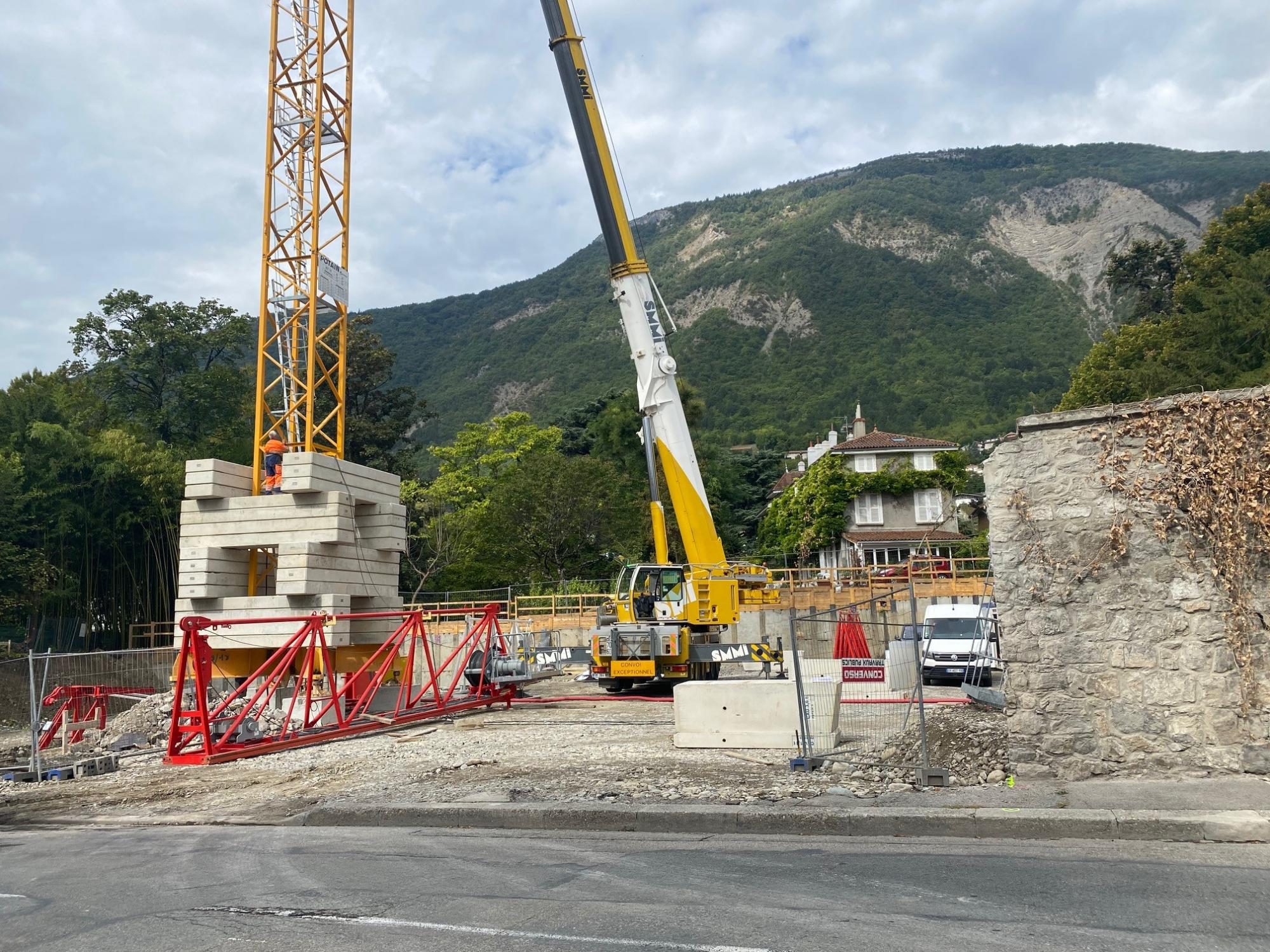 """""""Fontaine Galante"""" programme immobilier neuf à Corenc"""